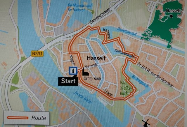 Heilige grond in Hasselt