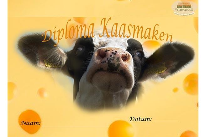 Erfgoedles: van koe naar kaas