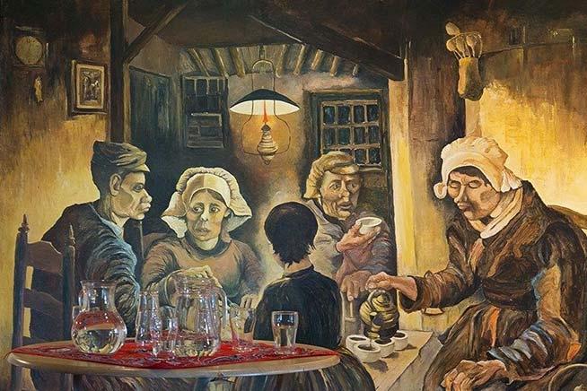 Expositie: Van Gogh in De Veldschuur