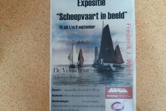 """Verlengde expositie """"Scheepvaart in beeld"""""""