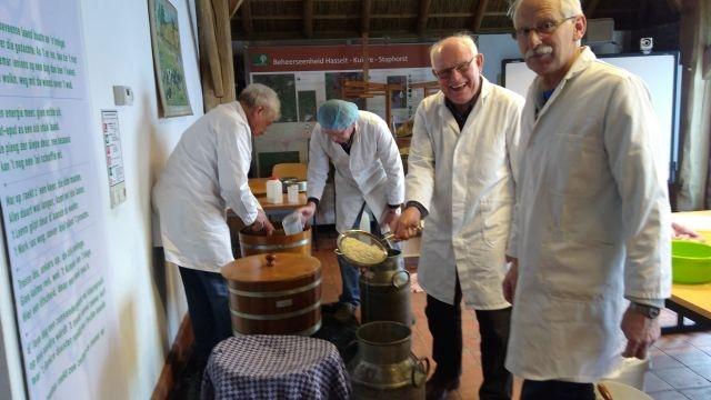 De kaasmakers