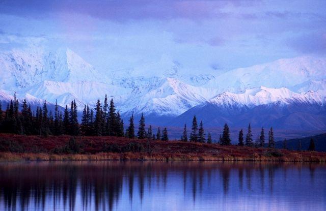 Geprolongeerde lezing Alaska