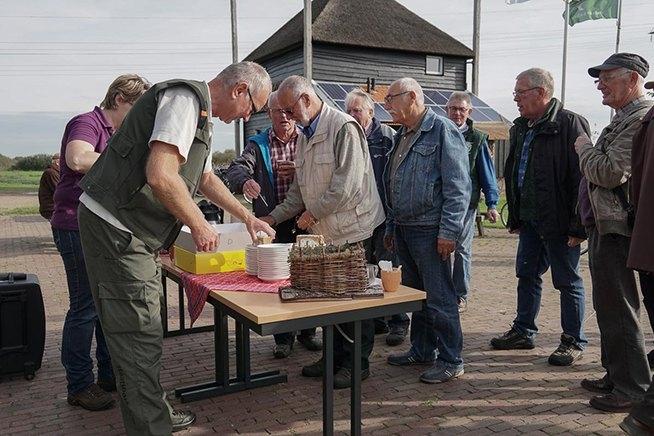Vrijwilligersdag Staatsbosbeheer, district Overijssel-Noord